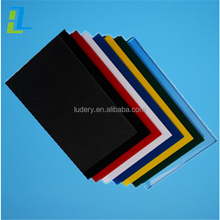 High Density Polyethylene HDPE Sheet, High Impact 0.5 2mm China PP PS Plate Price, ABS Plastic Sheet For Vacuum Forming