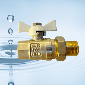Refrigeration T Handle Safety Filter Relief Bronze Natura Gas Brass Ball Ferrule Valve