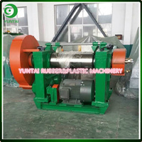 XK-360 rubber two roll mill