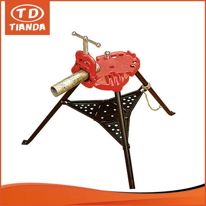 Trustworthy Supplier Pipe Tools Tri-stand Yoke Vise