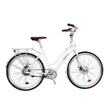 Popular Style For Lady Electric City Bicycle 250W Hub Motor