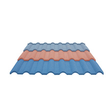 Kingbeck Roofing Panel High Quality Colorful Steel Roof Tile