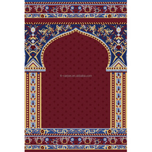 muslim Wilton Design mosque prayer carpet