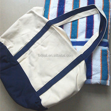 wholesale stripe beach bag and towel set
