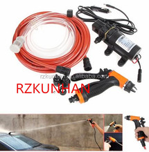 12v electric cheaper Self-priming Factory Price portable car washing machine