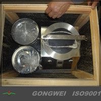 Standard stainless steel round sieve shaker test sieve chemical lab testing