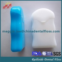 FDA Approved 60yards Waxed Mint Nylon/PTFE/Polyester/Silk thread Dental Floss,OEM dental floss