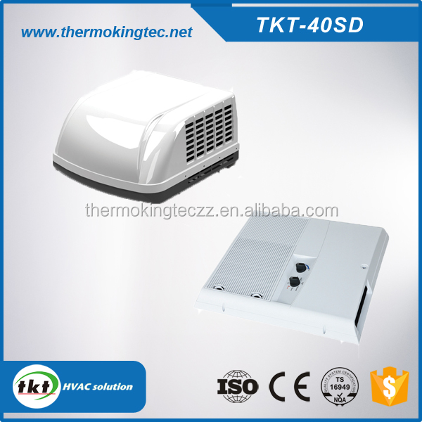 TKT-40SD AC220-240V Powered Rooftop cooling and heating air conditioner units for caravan