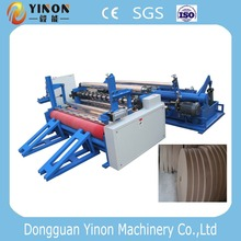 Kraft Paper Jumbo Roll Slitter Rewinder Machine For Making Small Paper Roll
