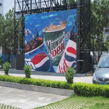 P4.81 outdoor rental USA hot sale led video wall led display panels/advertising led jumbotron screen