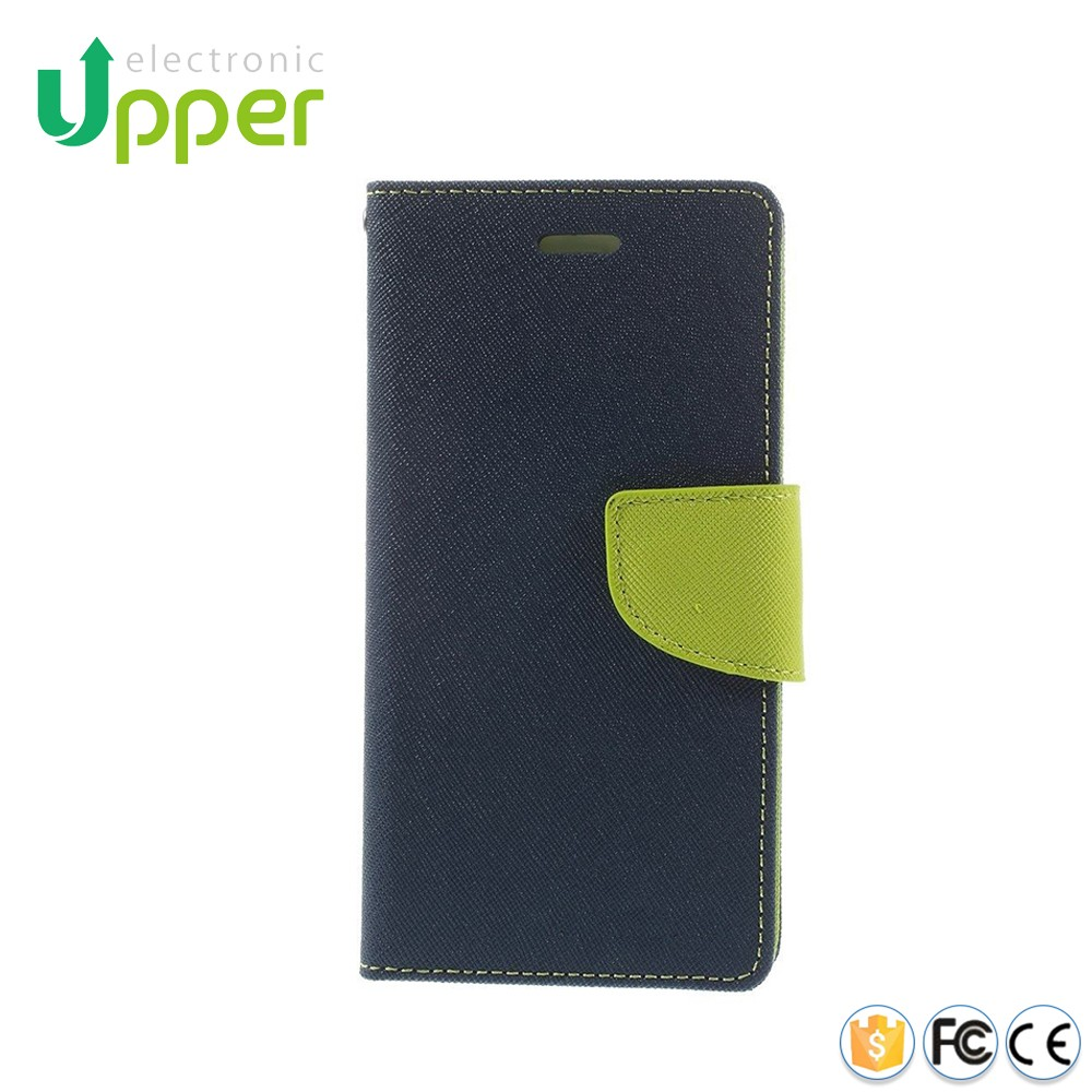 2016 Stand flip phone wallet pu leather bumper flip case cover for Sony xperia c4 m2 z5 z3 m p lt22i