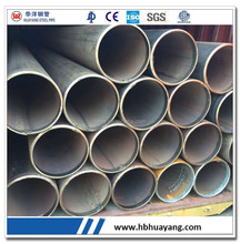 api 5l x65 lsaw steel pipe for Oil Casing Tube, Welded Carbon Steel Pipes for Bridge Piling Construction