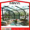 thermal break aluminum green house sun room winter house