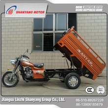 Kuwait Popular Food Cargo Tricycle Bicycle Vending Motorcycle LZSY Brand Farming Tricycle Five Wheelers