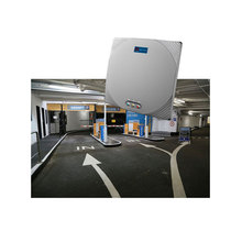 long distance uhf rfid vehicle access control system