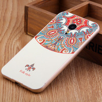 sublimation 3D phone case for MEIZU MX6