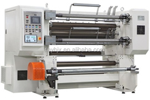 Plastic Film /Tape/ Fabric Slitting Rewinding Machine