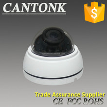 promotion price 1.0mp 720P AHD Camera with 3.6mm fixed lens cctv dome camera