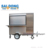 China supplier commercial Street mobile Customized fast food trailer