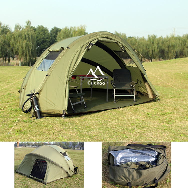 Bubble cubicle inflatable tent,small family tent for camping