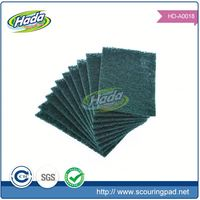 Thicken strong decontaminating kitchen hot scouring pad