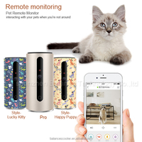 New Products 2016 Remote Control Pet Monitor Interactive Dog Toys