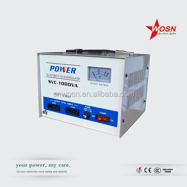svr 1000w single phase automatic voltage stabilizer circuit