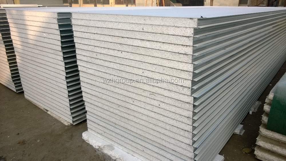 1 4 Eps Wall Panels : Eps sandwich wall panel mobile home ceiling for