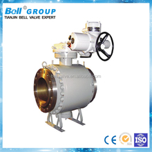 "48"" Forged Steel Electric Trunnion Mounted Ball Valve"