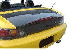 CARBON REAR TRUNK / BOOT for S2000 OEM 03~06