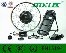 well-earned EN15194 approval 38KM/H 48V 1000W Electric Bike Ki party tent supplier