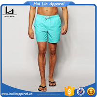 OEM service 2015 men super swim shorts in mid length clothing manufacturing companies in china