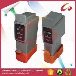BCI-21Y wholesale ink cartridge for Canon BJC-4000/400J/410J