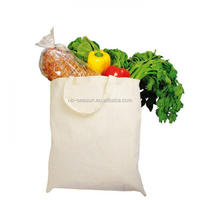 Durable Reusable cotton Shopping Tote Bags