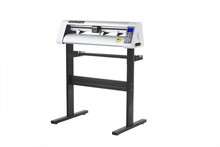 Top quality 74cm 130cm vinyl cutter cutting plotter with AUTO contour cut function
