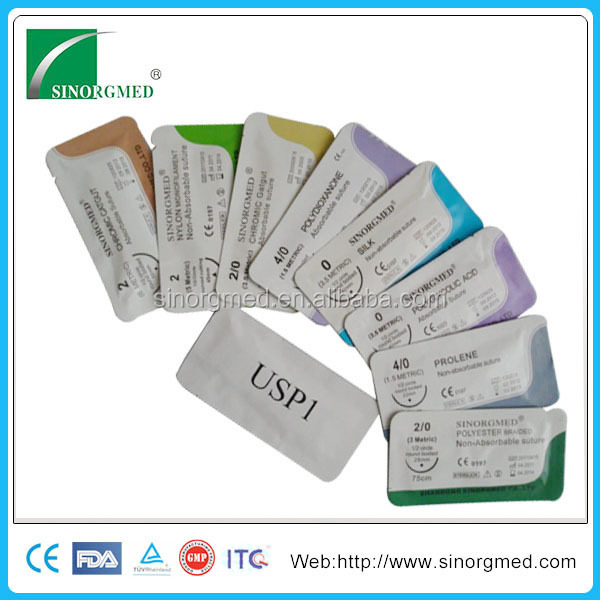 Surgical Medical Sterile Disposable Suture Kits