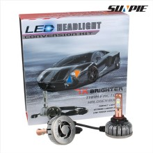 Automobile Parts 4S Series LED Bulb Light 24 Volt 38W Head Light for Motorcycle or Vehicle with Canbus Function