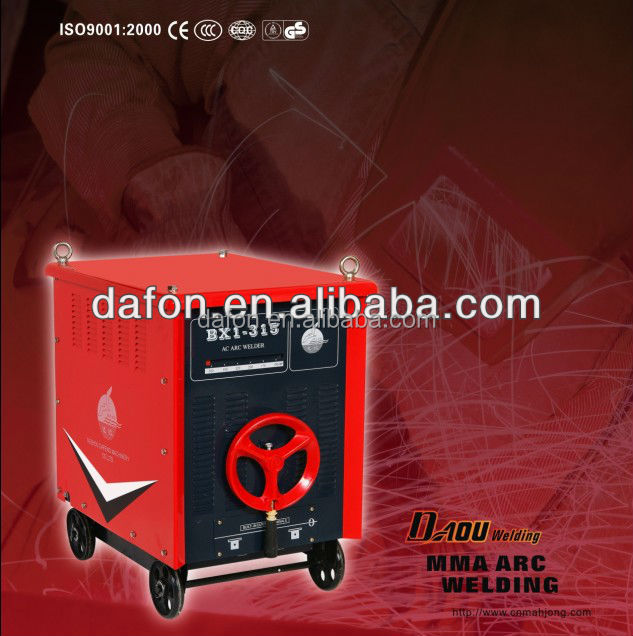 High Quality china welder Bx1-d Moving Core Electric Welding Machine / Mma Welding Machine / Ac Welder