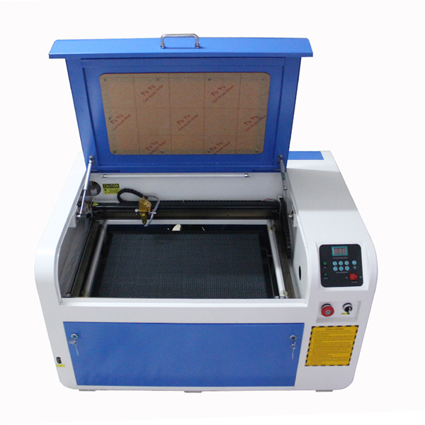 Laser Engraving And Cutting Machine 50W 60W 80W For Rubber Acrylic Wood Pattern