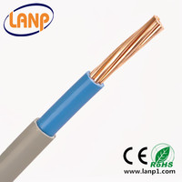 double insulated pvc single core electrical wire power cable