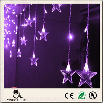 china supplier elevator light curtain fairy interior decoration elevator light curtain