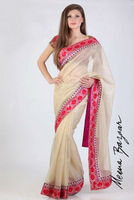 meena bazaar saree collection