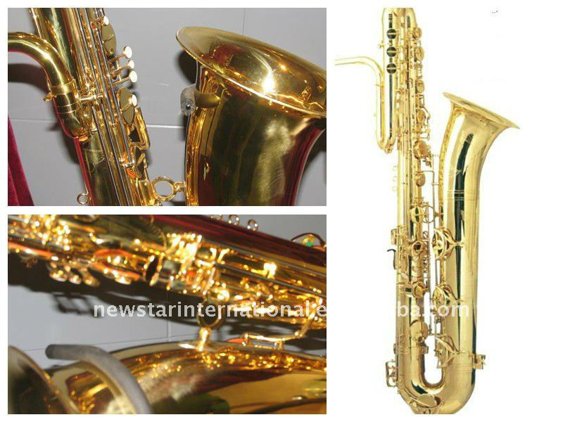 Professional Bass saxophone