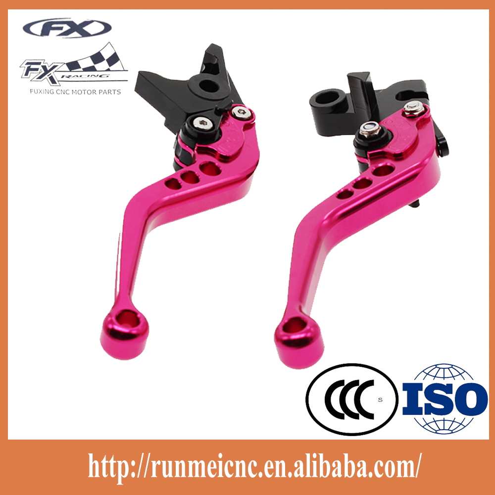 China motorcycle part lever supplier wholesale brake clutch levers for bmw K1200S 2004-2008
