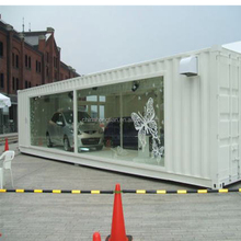 container house showroom