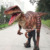 Same kinds of bbc dinosaur costume for adults