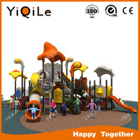 CE approved children outdoor play ground for amusement park