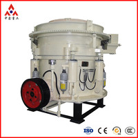 ZHONGXIN hot recommended XHP cylinder Hydraulic stone crusher