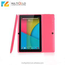 7 inch Rockchip RK3126 ALLWinner A33 Quad Core 8GB Touch Screen Android 4.4.2 Tablet Cheapest Tablet PC Made In China