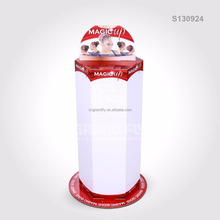 Counter Rotating Hook Display Stand for Hair Accessories